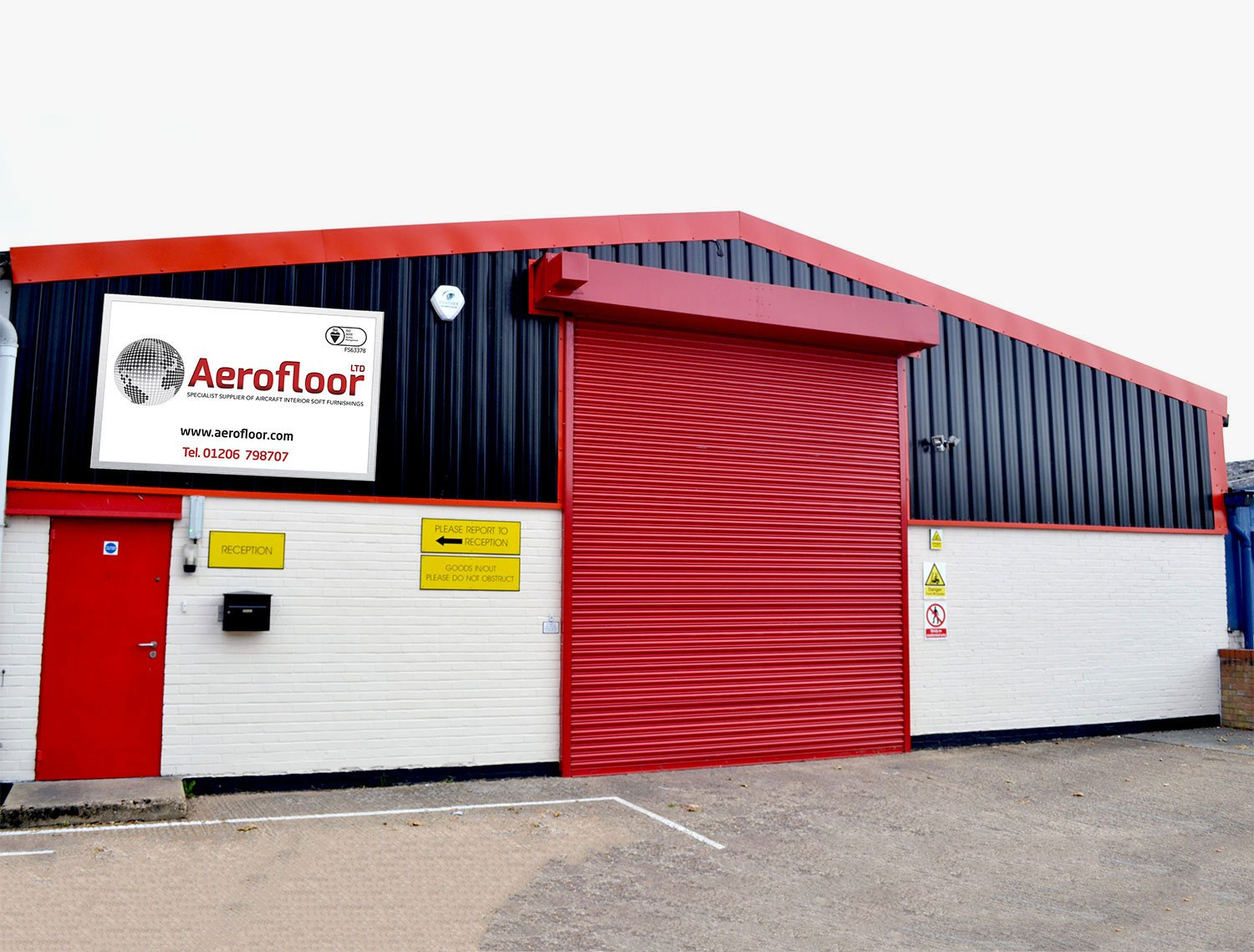 aerofloor premises