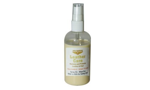 Leather Care Treatment