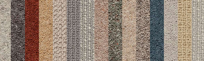 Selection of Axminster Carpets