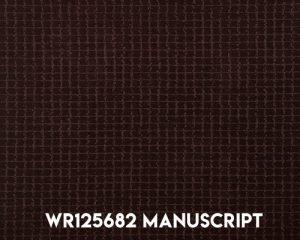 WR125682 Manuscript